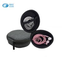 Convenient Small EVA Headphone Case  / Luggage Carrying Bag ISO9001 Manufactures