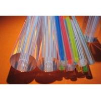 Round Clear Bargraph Acrylic Rods And Tubes 1mm to 300mm Diameter Manufactures