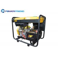 China Open type small portable air Cooled Diesel Generator for homeuse on sale