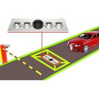 Wide Vision Under Vehicle Surveillance System UVSS , Automatic Under Vehicle Inspection System Manufactures