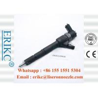 ERIKC 0445110434 Electronic Unit Bosch Injectors 0 445 110 434 Automobile Engine Injection 0445 110 434 Manufactures