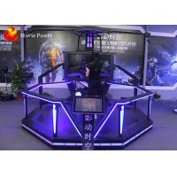 HTC Vive 9D VR Standing VR Space Platform 9D VR Game Machine With HTC Glasses Manufactures
