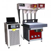 280W CNC Engraver / Dynamic Laser Marking Machine For Crafts , Glass , Wood Manufactures