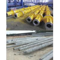 12m Electronic Precast Concrete Electric Pole Mould for Making Reinforced Manufactures