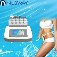 Ultrasound Cavitation slimming machine / RF skin tightening , wrinkle removal , cellulite Manufactures