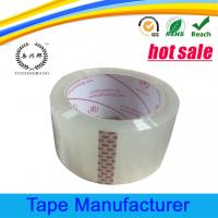 Clear brown many colors factory sales BOPP packing tape Manufactures
