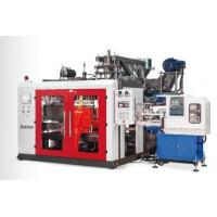 China Fully Automatic Blow Moulding Machine MP80FS With IML Machine In Mold Labeling on sale
