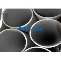 China DN90 ASTM A312 S31600 / S31603 EFW Stainless Steel Welded Pipe For Transportation on sale
