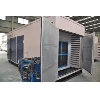Hydraulic CNG Compressed Natural Gas Stations 2300Nm3 110KW Manufactures
