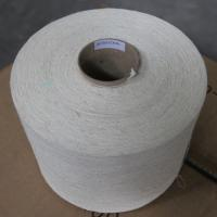 Natural Hemp and Organic Cotton Blended Yarn 11Ne Used for Skin Adaptability Clothing Manufactures