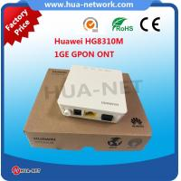 Quality Huawei HG8310M single GE ethernet port GEPON GPON terminal FTTH ONU, white colour, English version for sale
