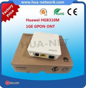 Huawei HG8310M single GE ethernet port GEPON GPON terminal FTTH ONU, white colour, English version Manufactures