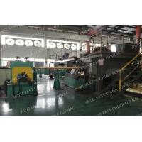 3-strands  Horizontal Copper Continuous Casting Machine for  95x25 Red Copper Pipes Manufactures