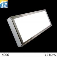 Long Life 17W 141 * 600 * 39mm Natural White LED Flat Panel Light For Factory Manufactures