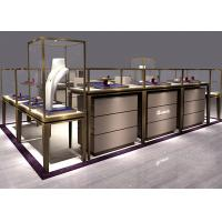 Non - Toxic Materials Jewelry Showcase Kiosk Hidden Various Colors LED Strip Lights Manufactures