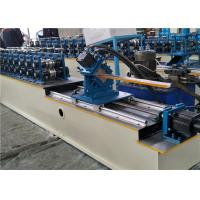Durable Steel Stud Roll Forming Machine 20-30 GA Thickness CE Certificated Manufactures