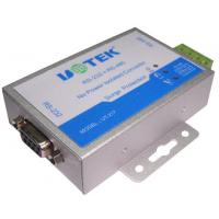 Buy cheap RS232 To RS485 RS422 Serial Converter UT-217 / 217E With Baudrate 115.2Kbps from wholesalers