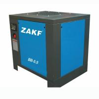 Powerful Air Compressor Screw Type , 5.5hp 4kw Belt Driven Air Compressor Industrial Manufactures