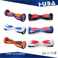 China Smart Two Wheeled Self Balancing Electric Scooter with Remote Control on sale