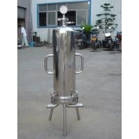 8R 9R Sanitary Filter Housing For Sugar Syrups and Beer Final Filtration Manufactures