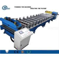 Automatic Metal Roof Panel Roll Forming Machine For Wall Cladding Manufactures