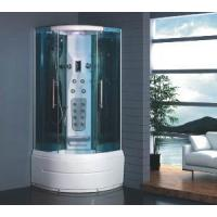 China Touch Computer Controlled Shower Room/Steam Shower Cabin on sale