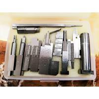 Die Accessories Insert Cnc Precision Parts Plastic Injection Mold Parts Manufactures
