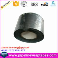 Aluminium Foil self-adhesive bitumen waterproof sealing tape Manufactures