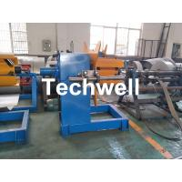 Manual Decoiler / Uncoiler , Umbrella Type With Manual Expanding & Passive Uncoil For 5 Ton Manufactures