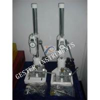 Button Pull Tester / Snap Button Tester GT-C09 Manufactures