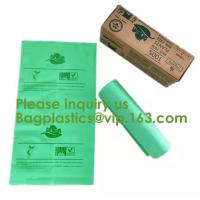 100% Certified Biodegradable Compost Bags, Food Waste Bags,Food grade compostabl