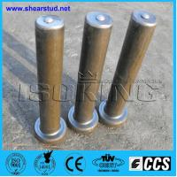 2014 New M19*100, M19*125 Carbon Steel Shear Connectors for prefabricated building Manufactures