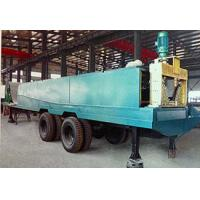 12m - 15m/min K Span Roll Forming Machine With 20 Stations , 5 Ton Manual Decoiler Manufactures