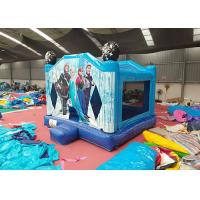 China Commercial Adult Size Bounce House  / Frozen Jump House Fast Delivery on sale