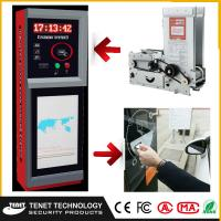 Parking Access Control System Automatic Ticket Dispenser Car Parking System Manufactures