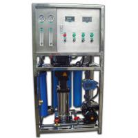 250LPH 1500GPD RO Water Purification Systems Used In Tap Water / Well Water Manufactures