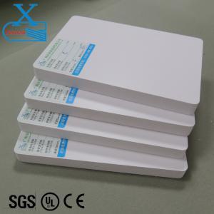 15mm light weight building material plastic foam board pvc ceiling board wall decoration 3d board pvc celuka board Manufactures