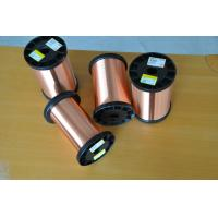 China Polyurethane Enameled Round Copper Wire 1UEW With High Electrical Conductivity on sale