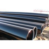 API Q345A / B / C / D / E LSAW Steel Pipe Hot Rolled Thickness 6mm - 25mm Manufactures