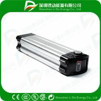 24V 10Ah Electric Bike Battery silver fish type Manufactures