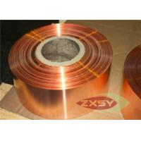 H59 H62 H68 H80 H90 H96 Copper Foil Roll For Transformers 0.005mm - 0.2mm Manufactures