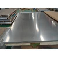 ISO Standard Stainless Steel Metal Plate / ASTM AISI 316 Stainless Plate Manufactures