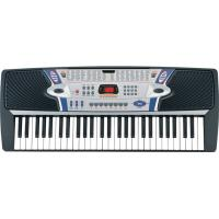School Teaching Type Electronic Keyboard Piano 54 Key With Microphone Port MK-2065 Manufactures