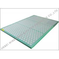 Buy cheap AISI 316 Material Shaker Screens For Sale , High Conductance Linear Vibratory Screen from wholesalers