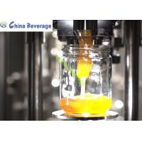 Concentrated Juice Packing Machine , 12000 Bph Fruit Juice Packaging Machine Manufactures