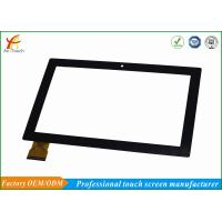 China Custom KTV Touch Screen Panel 10.1 Inch CTP 1920x1080 1.1MM Thickness on sale