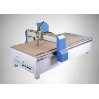 Stainless Steel Water Slot Automatic CNC Wood Carving Machine 1.5kw Easy To Operate Manufactures