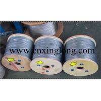 sell xinglong electric galvanized wire rope 7*7 6*7+IWS Manufactures