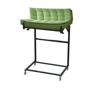 Heavy Duty Floor Stand Settee Metal Display Rack For Sofa Manufactures