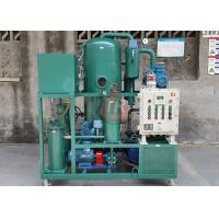 Professional Waste Oil Refinery Machine Small Size For Large Water Filtration Manufactures